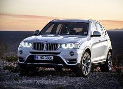 Названы цены обновленного BMW Х3