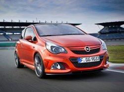 Новый Opel Corsa OPC будет выпущен в следующем году