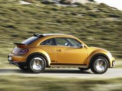 Внедорожная версия Volkswagen Beetle появится через два года