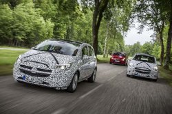 Компания Opel раскрыла информацию о Corsa следующего поколения