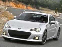 Компания Subaru подтвердила выпуск нового купе BRZ