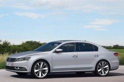 Новый Volkswagen Passat станет еще лучше