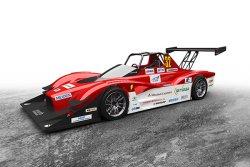 Компания Mitsubishi выставила на соревнования 611-сильный  гоночный автомоб ...
