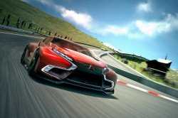 Японская Mitsubishi Motors разработала новое купе для видеоигры