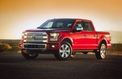 Ford рассекретил двигатели для пикапа Ford F-150
