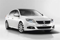 Обновленный Renault Latitude скоро приедет в Россию