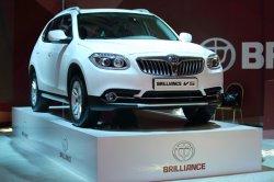 В России расширяется дилерская сеть автомобильной марки Brilliance