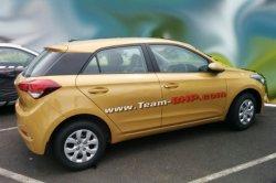 Рассекречена внешность нового Hyundai i20