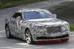 Rolls-Royce готовит новый кабриолет
