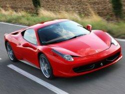Ferrari 458 Italia получит прибавку в сто десять лошадиных сил