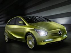 Mercedes-Benz собирается выпустить электрокар