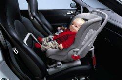 Где устанавливать кресло в автомобиле и как правильно крепить?