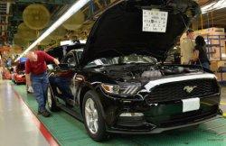 Ford Mustang нового поколения запущен в серию