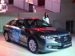 Японские производители представили обновленный Honda Accord