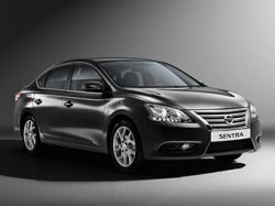 Nissan Sentra выйдет на российский рынок