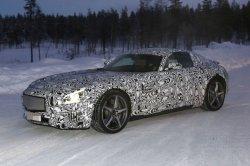 Новые подробности о Mercedes AMG GT
