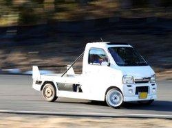 Suzuki Carry получил роботизированную трансмиссию