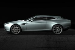 Ателье Zagato изготовило автомобиль Aston Martin Virage по индивидуальному  ...