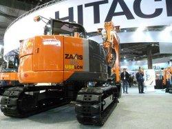 Hitachi обновила экскаваторы серии ZAXIS-5