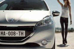 Peugeot 208 выйдет в версии Hybrid Air