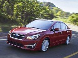 Представлен обновленный вариант Subaru Impreza
