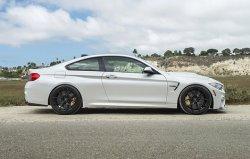 Тюнинг BMW M3 и M4 от ателье Vorsteiner