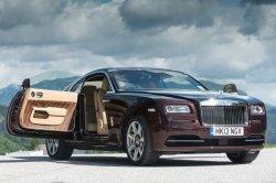 Цена Rolls Royce Wraith довольно высока