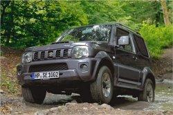 Suzuki Jimny прошел обновление