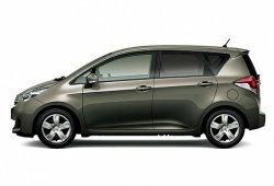 Прошло обновление автомобиля Toyota Verso-S