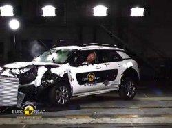 Euro NCAP снова бьет автомобили на тестах