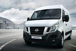 Nissan NV400 будет обновлен и улучшен