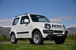 Японцы выпустили спецверсию автомобиля Suzuki Jimny