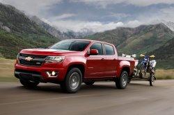 Chevrolet Colorado признан самым экономичным пикапом