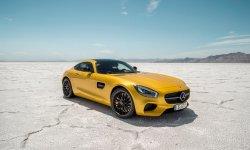 Mercedes-Benz AMG GT выйдет в особой версии