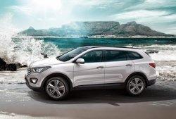 Hyundai Santa Fe получил плановое обновление