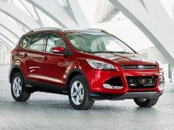 Ford Kuga получил два новых двигателя