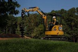 Caterpillar обновил модель 303E CR