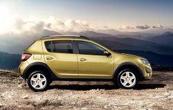 Названа стоимость автомобиля Renault Sandero Stepway