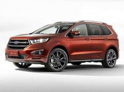 Кроссовер Ford Edge получит 7-местную модификацию
