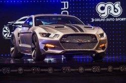 Ford Mustang получил доработку от тюнеров из GAS