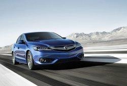 Представлен обновленный седан Acura ILX