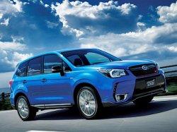 Анонсировано появление спортивной версии Subaru Forester – tS STi