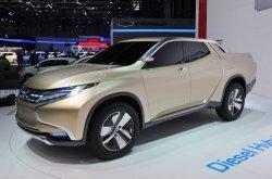 Новый Mitsubishi L200 россияне увидят в будущем году