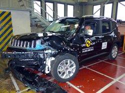 На тестах NCAP побывали новые автомобили
