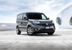 Компания Fiat обновила фургон Doblo