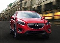 Прошло обновление кроссовера Mazda CX-5