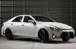 Новый японский тюнинг-пакет для Toyota Mark X