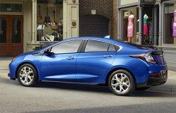 На автосалоне представлен Chevrolet Volt нового поколения