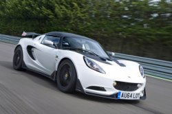 Представлен автомобиль Lotus Elise S Cup