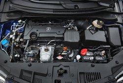 Седан Acura ILX получил новый мотор